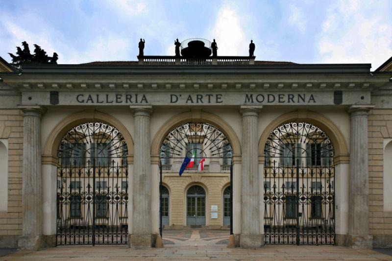 Galleria Arte Moderna Milano