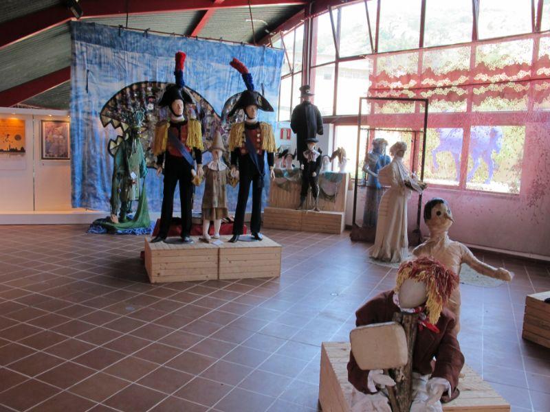 Parco di pinocchio museo