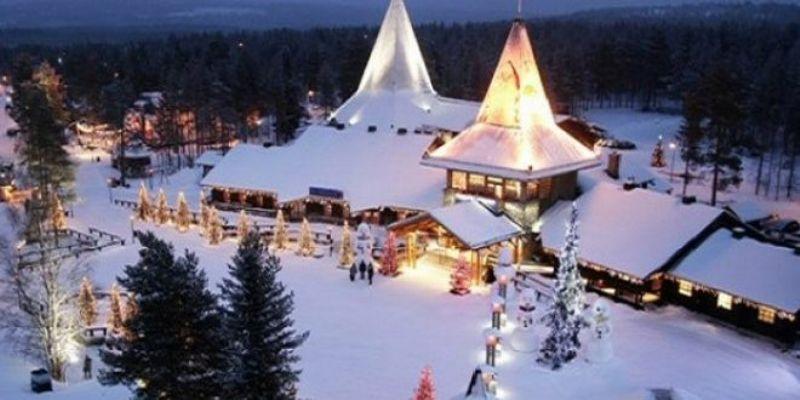 Parco Di Babbo Natale.Visita Alla Casa Museo Di Babbo Natale A Rovaniemi In Finlandia